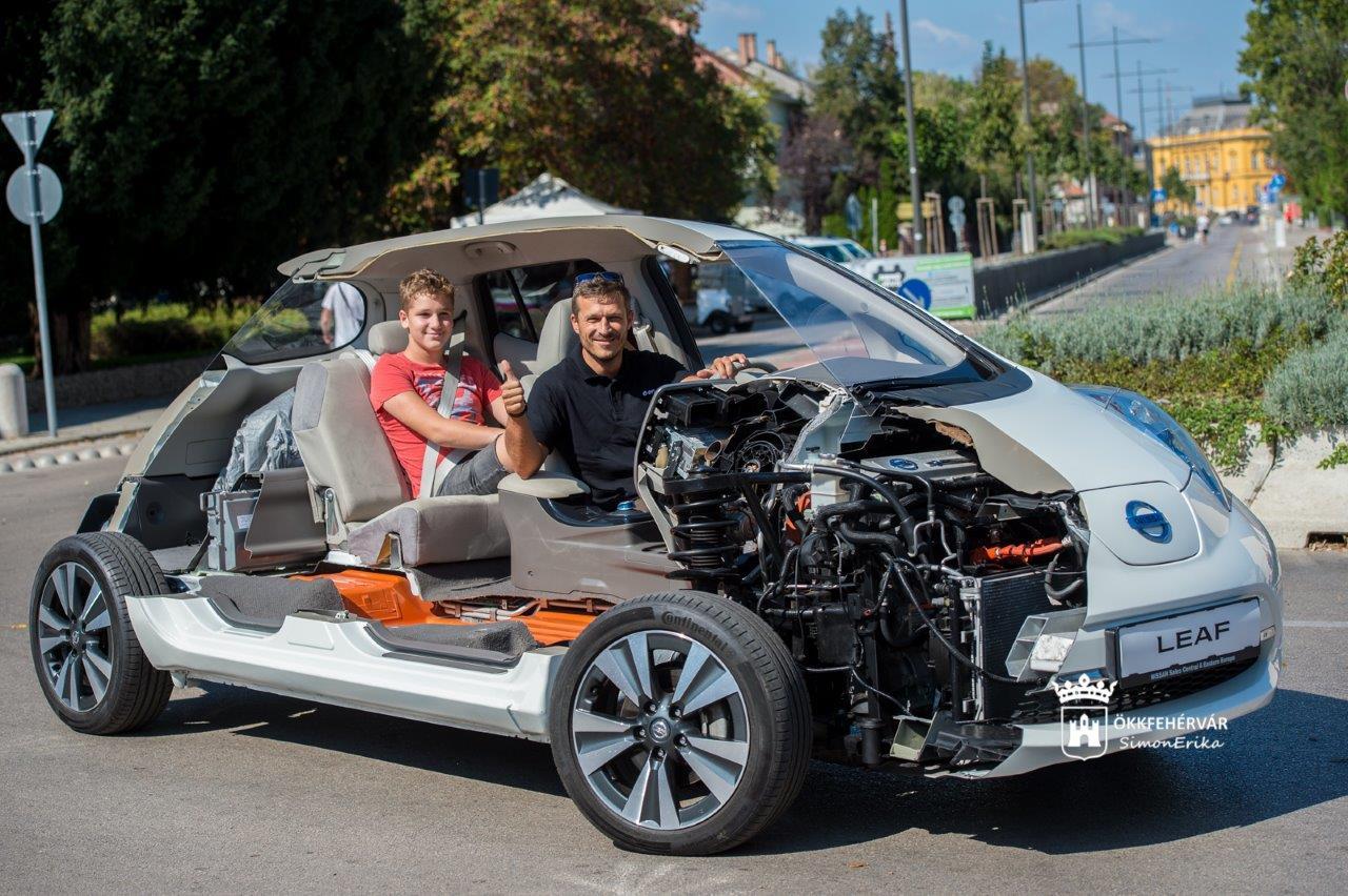 Elektromos autók könyv