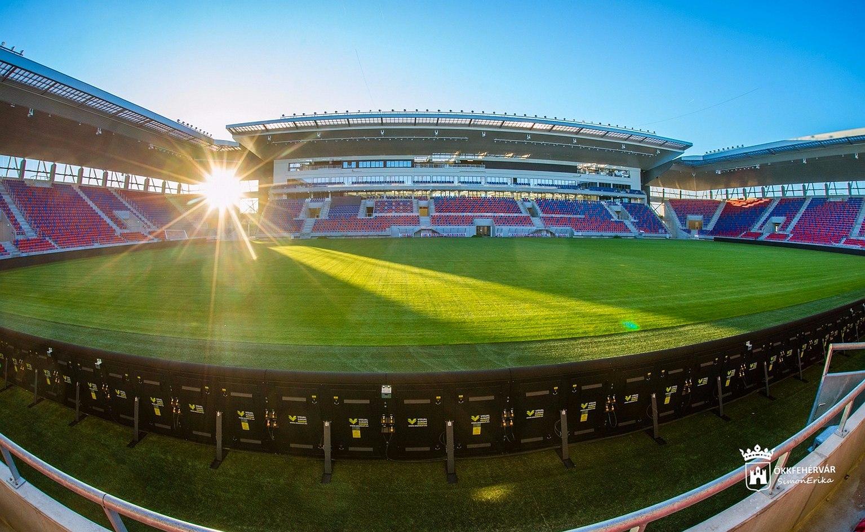 Hosszú hónapok munkáját követően a mai nappal elmondható  hivatalosan is az  utolsó szakaszához érkezett a Sóstói Stadion kivitelezése. 8e858ba708