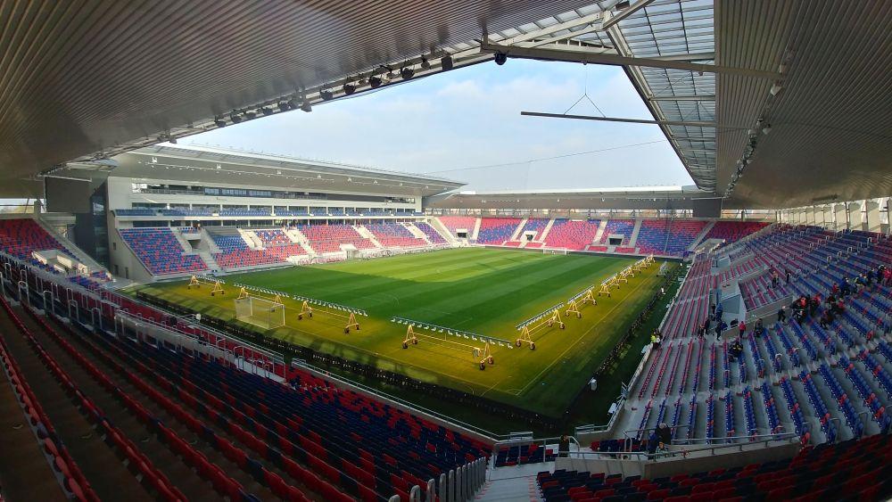 Székesfehérvár Városportál - MOL Aréna Sóstó lesz a neve a stadionnak 6c3f488b61
