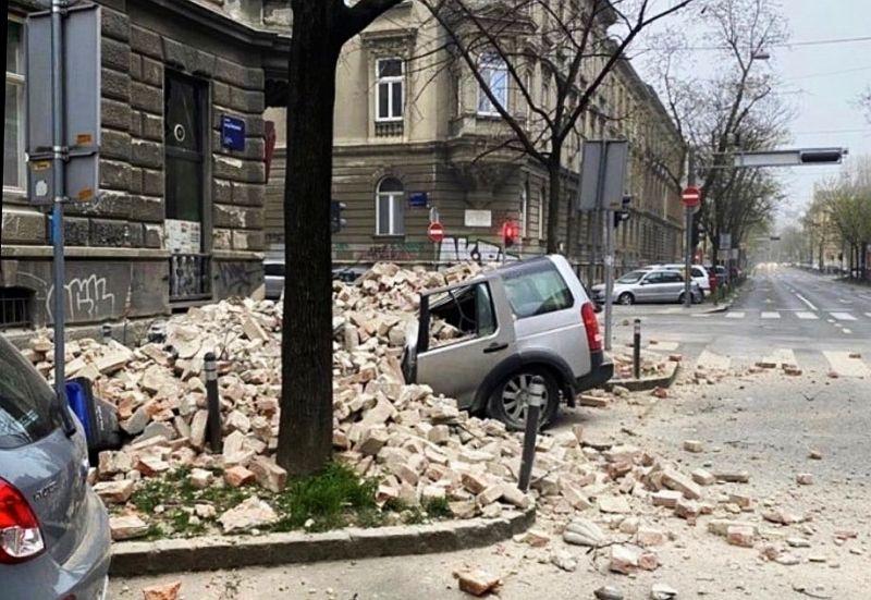 Székesfehérvár Városportál - Dunántúlon is érezni lehetett a zágrábi földrengést
